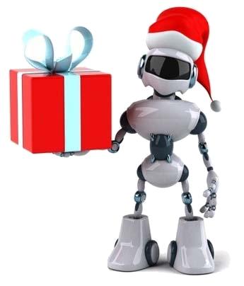 RobotChristmasimage